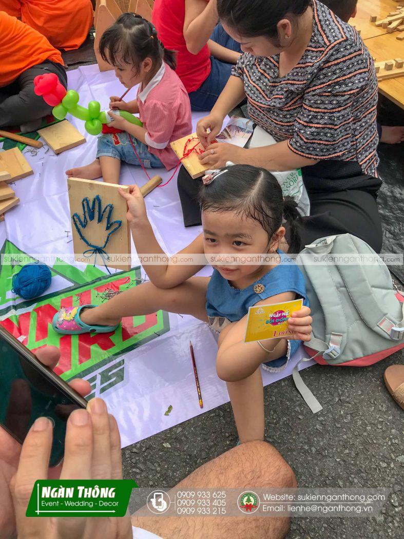 """Chương trình Ngày hội """"Phú Mỹ Hưng hướng về trẻ em lần 10 - 2019""""."""